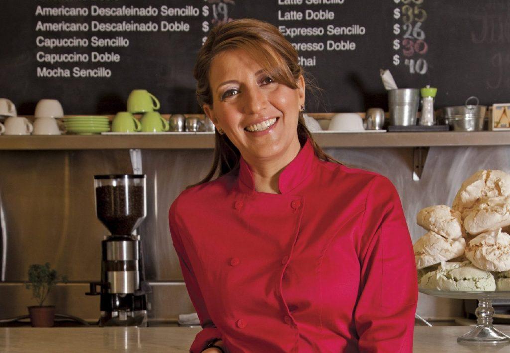 Las especias de la chef Josefina Santa Cruz