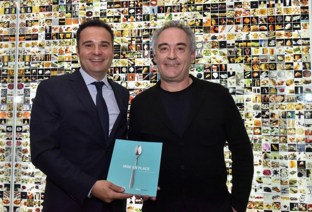 Mise en Place, la guía de Ferran Adrià para crear tu restaurante