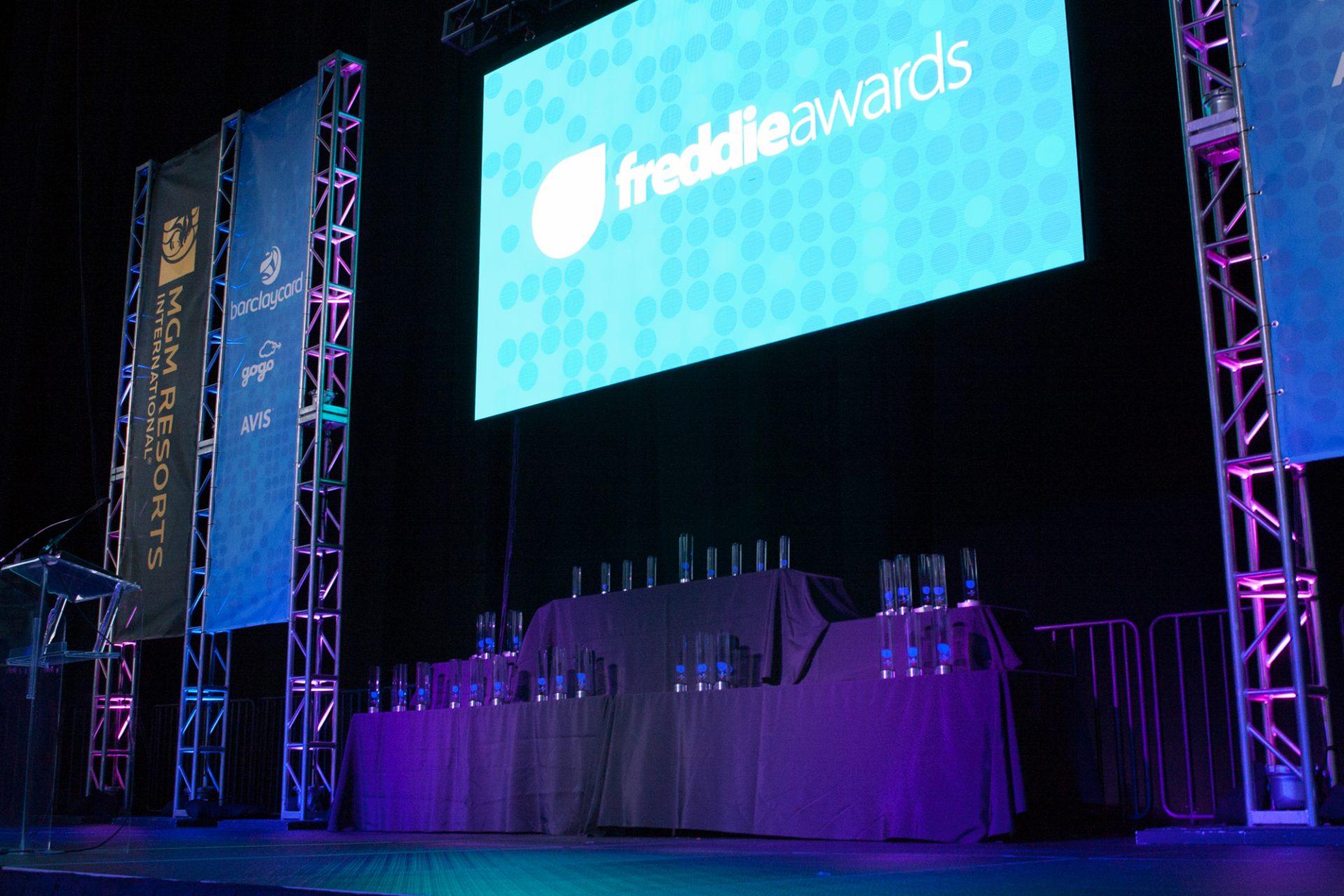 Air France se eleva en los Freddie Awards 2016