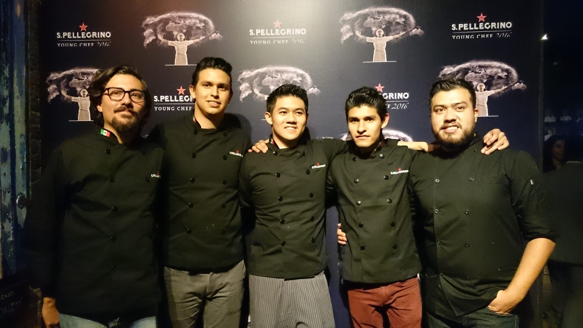 Mexicanos en la semifinal de Young Chef