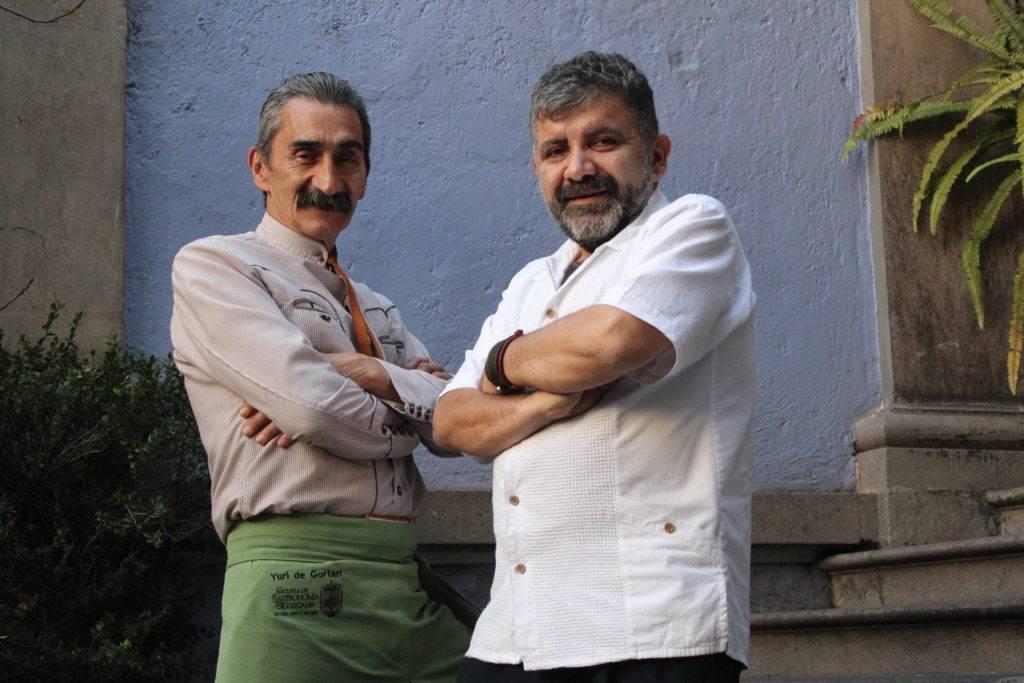 Edmundo y Yuri