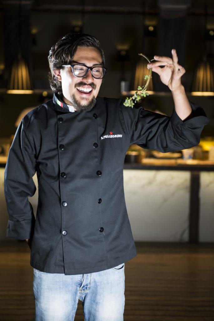 Chef Daniel Nates, representante de LA en Young Chef 2016