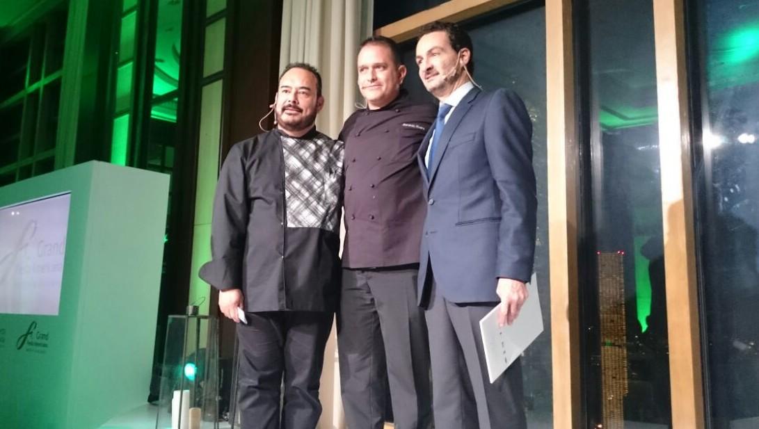 Ricardo Muñoz Zurita llevará los sabores mexicanos a Fiesta Americana