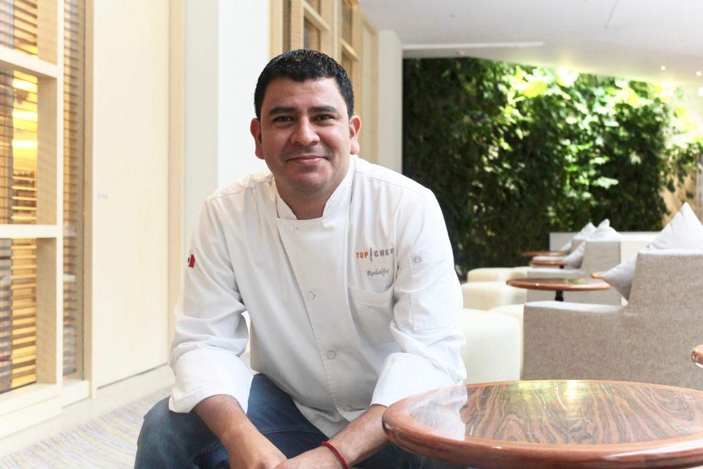 Rodolfo Castellanos es el primer Top Chef México