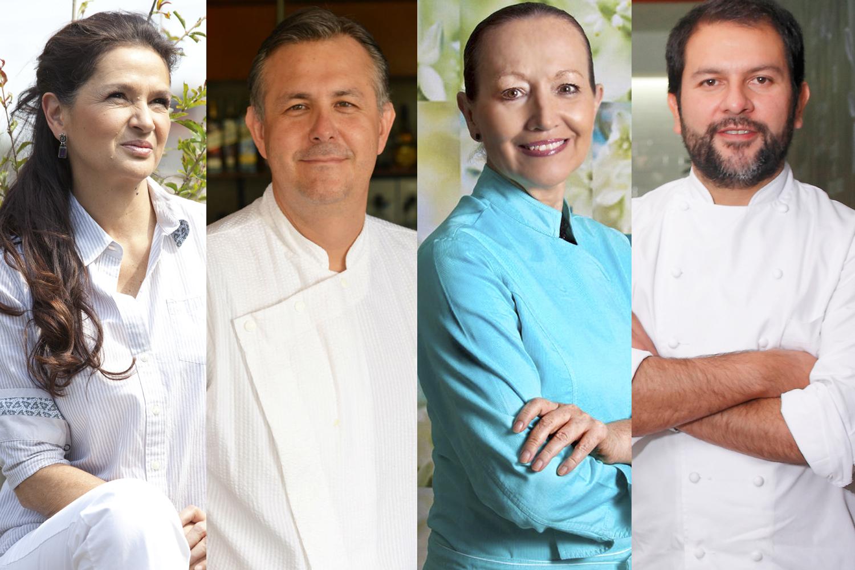 Maestros de la gastronomía