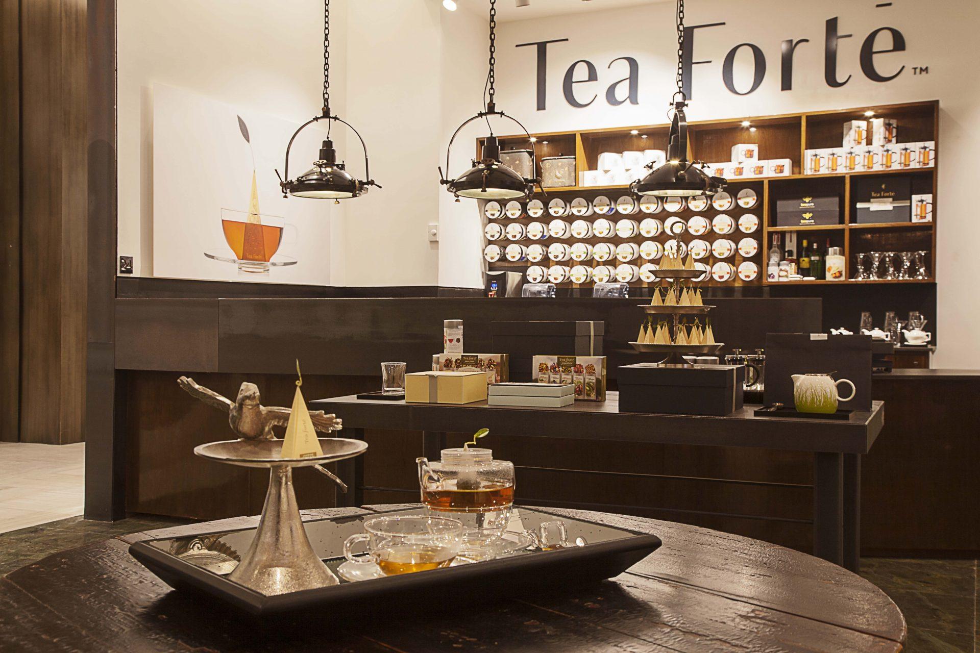 El encanto del té