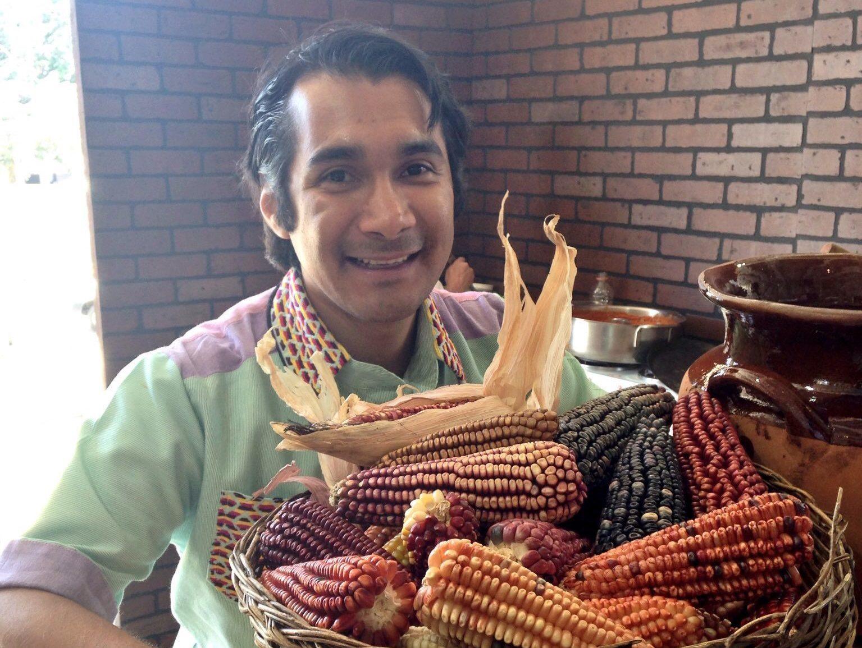 México se come con las manos