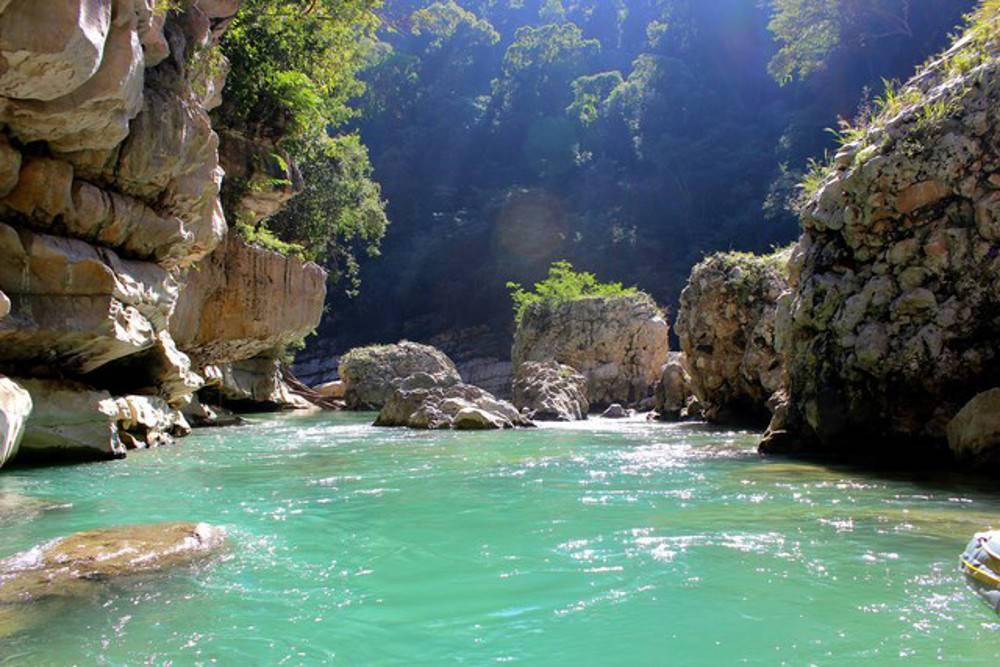 Bajlum Pakal, una increíble aventura selvática