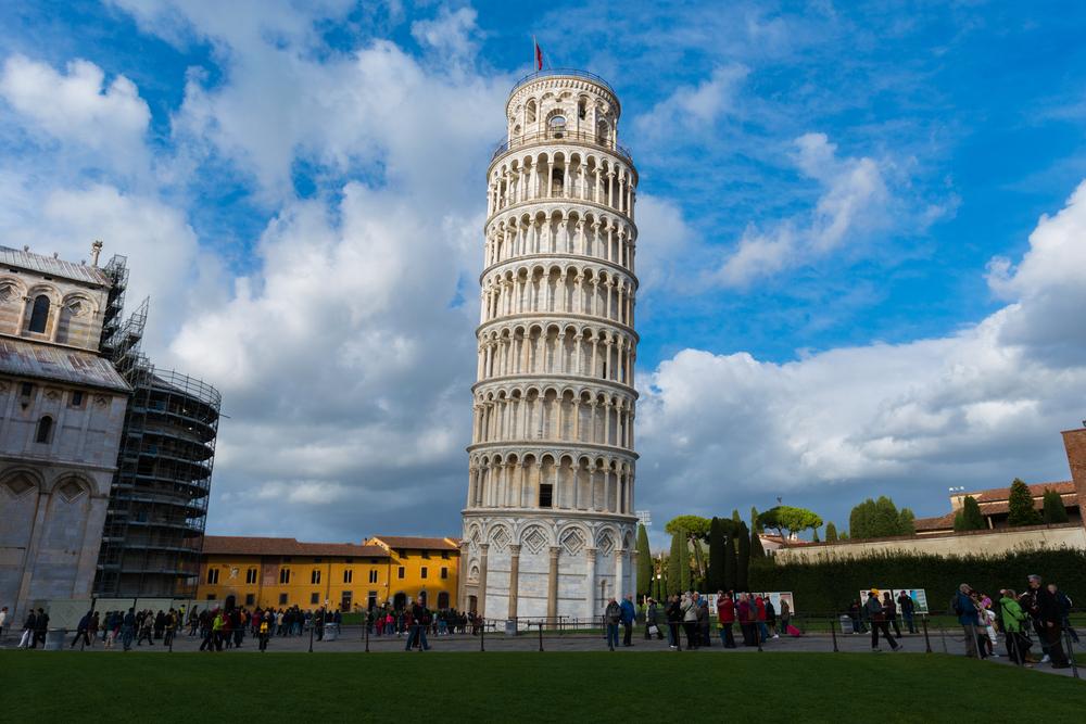 Las torres más famosas del mundo