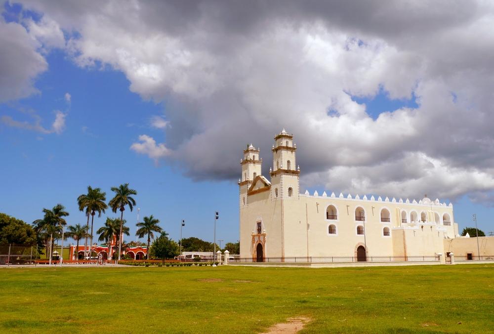 Mérida, más blanca que nunca