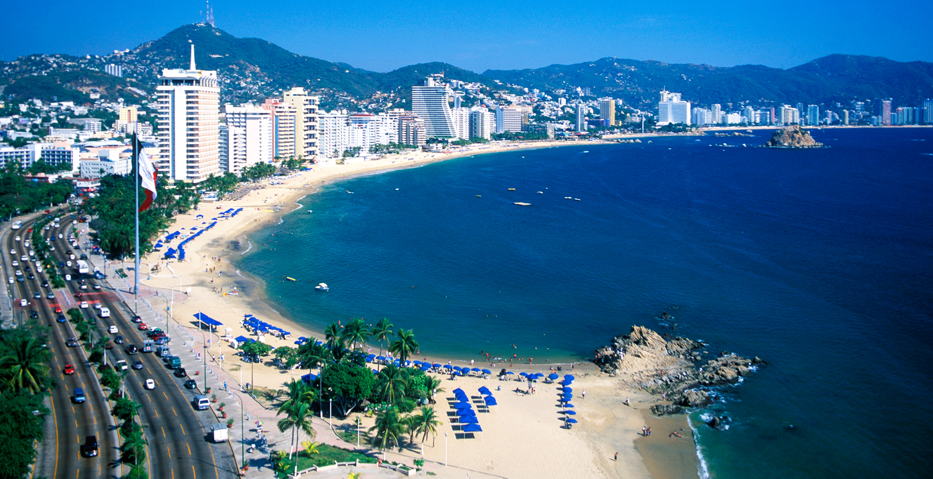 Dreams Resorts & Spas, remanso de tranquilidad en Acapulco