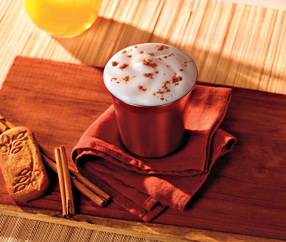 Envivo Lungo es el nuevo Grand Cru de Nespresso