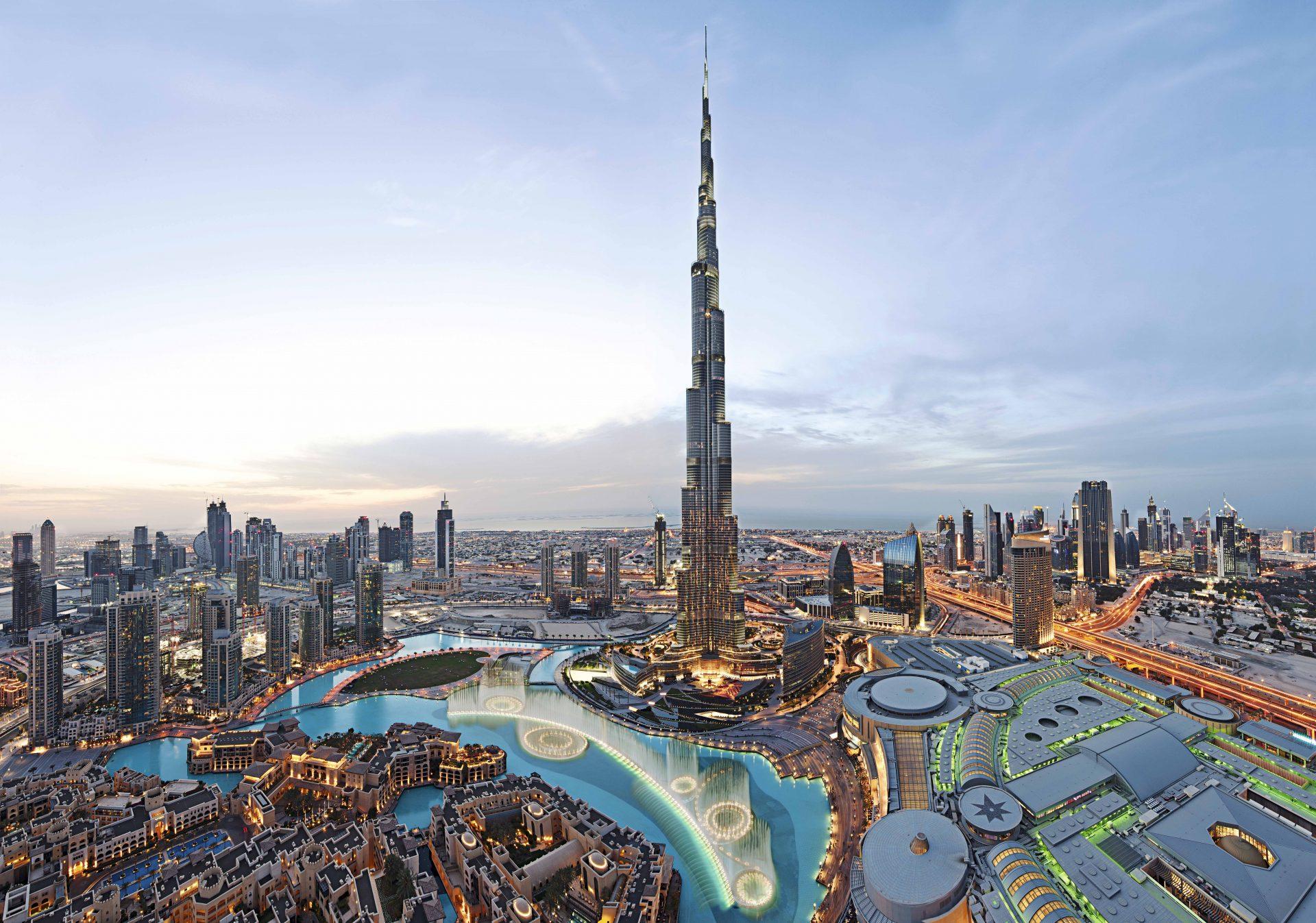 Dubái, lujo enigmático