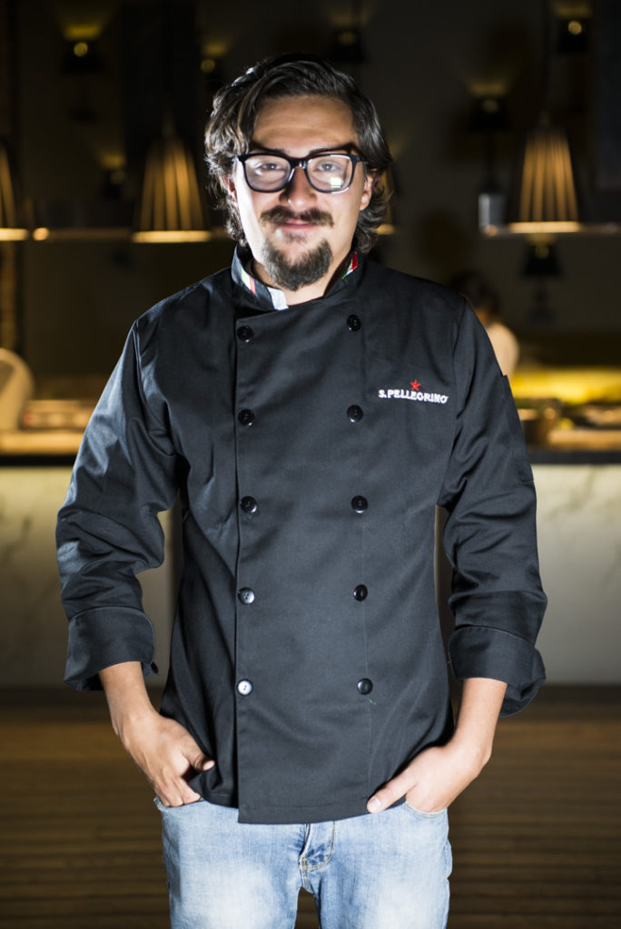 Cenando con Daniel Nates, Young Chef de Latinoamérica