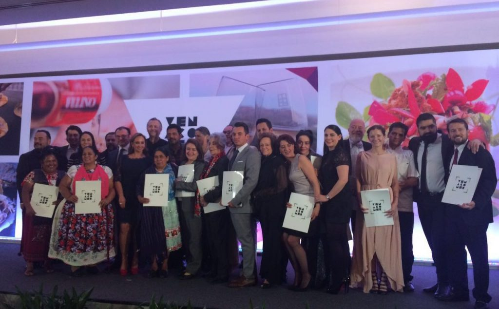 Presentan el Cuerpo Diplomático de Cocineros de la gastronomía mexicana