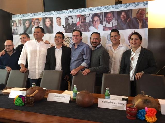 Festival Kooben te invita a saborear la gastronomía de Yucatán