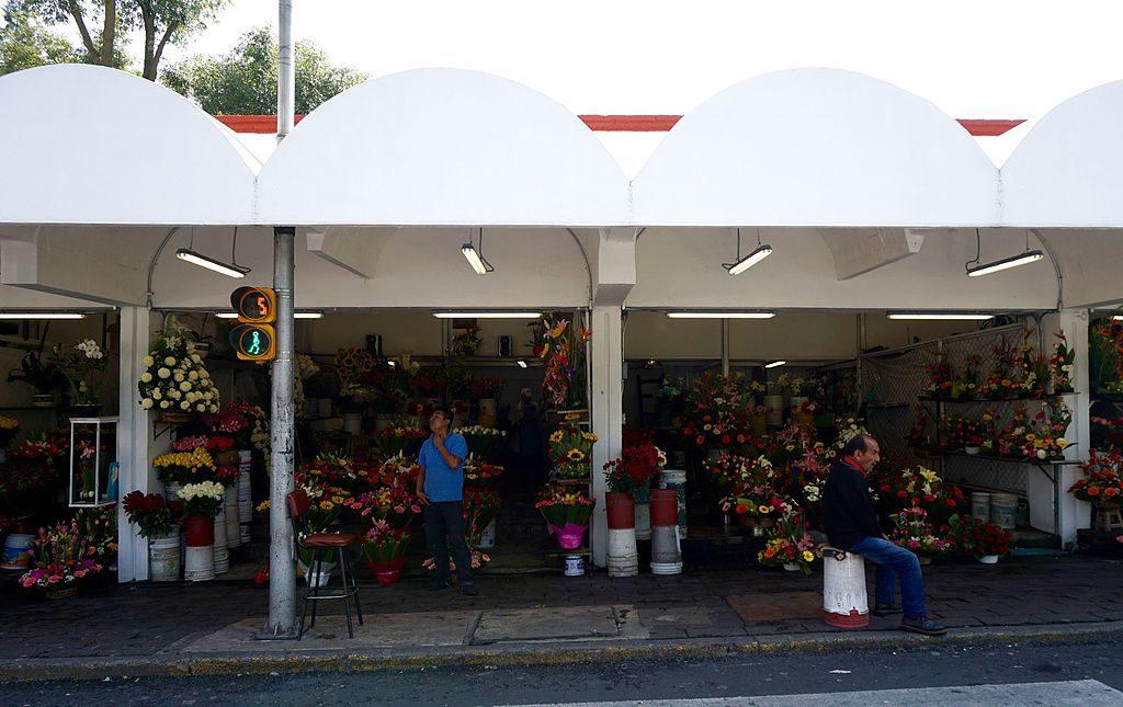 Mercado de Flores San Ángel