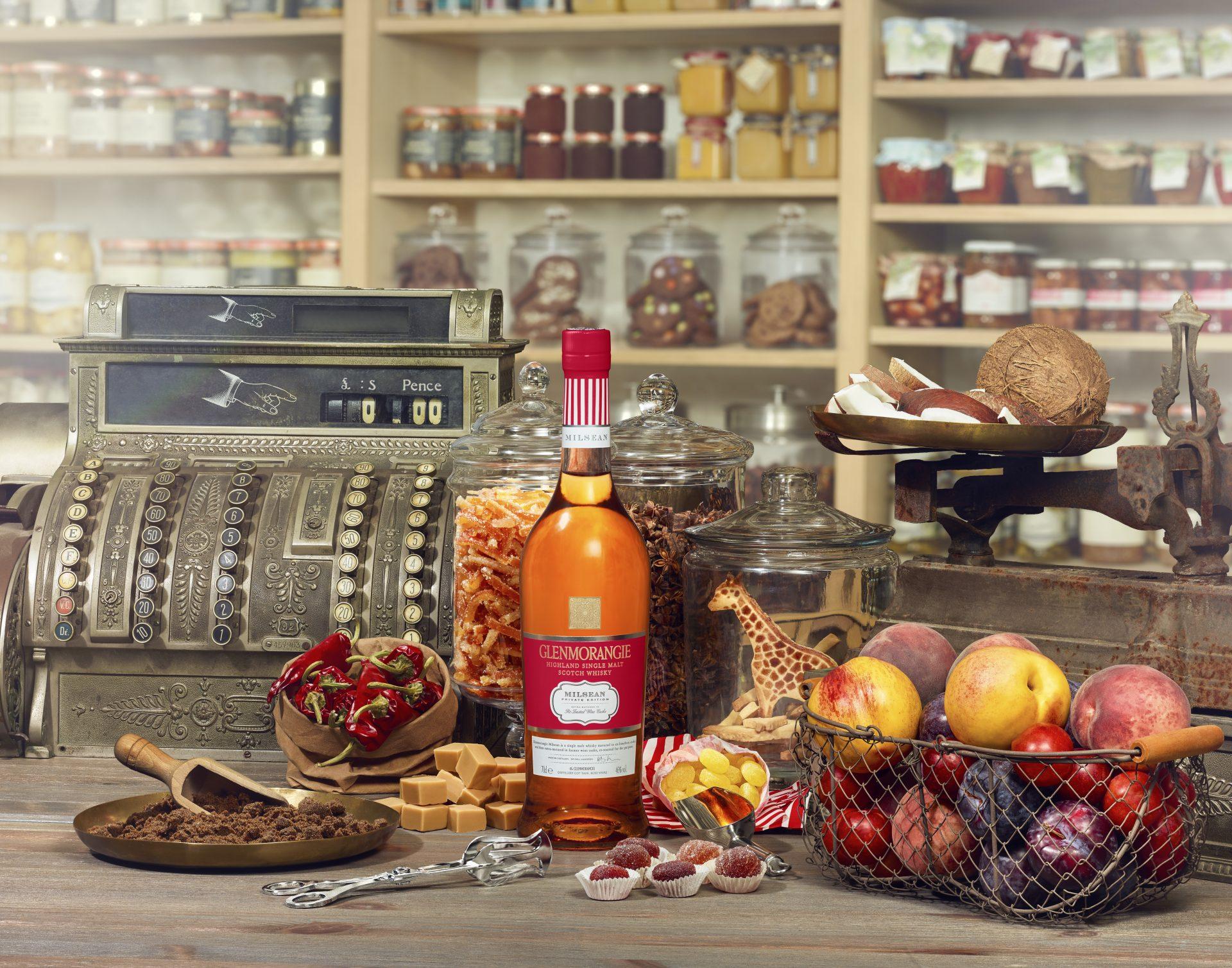 Glenmorangie Milsean: la cara dulce del whisky