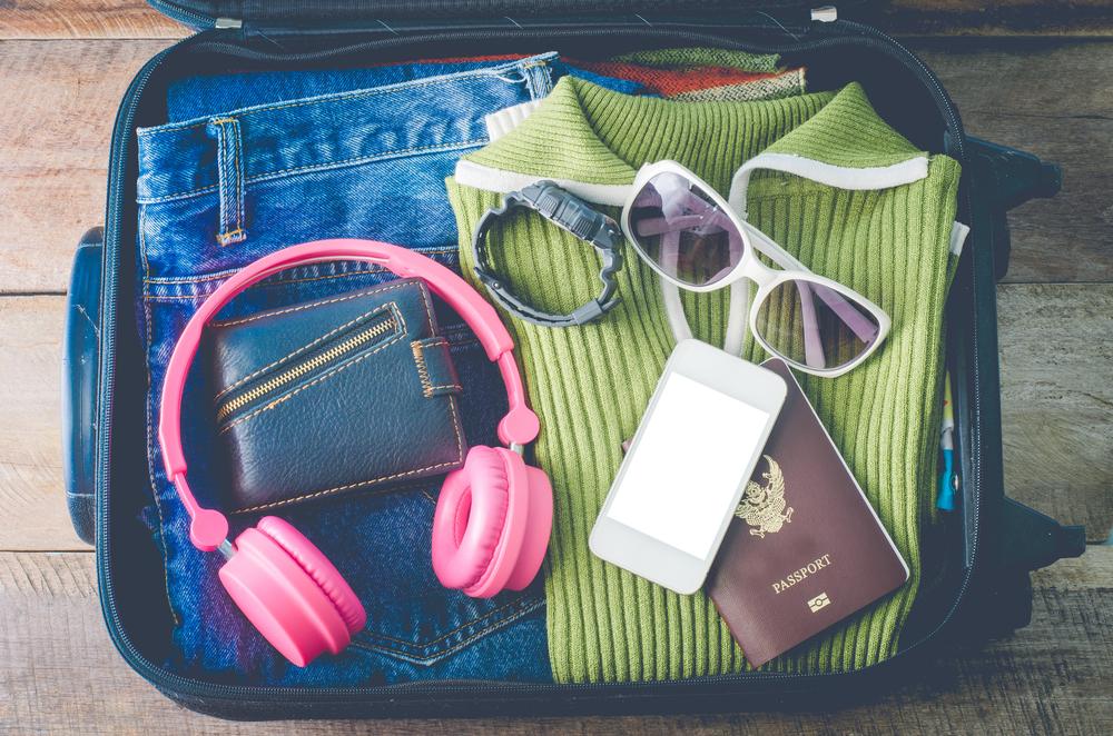 8 tips para ahorrar espacio en tu maleta