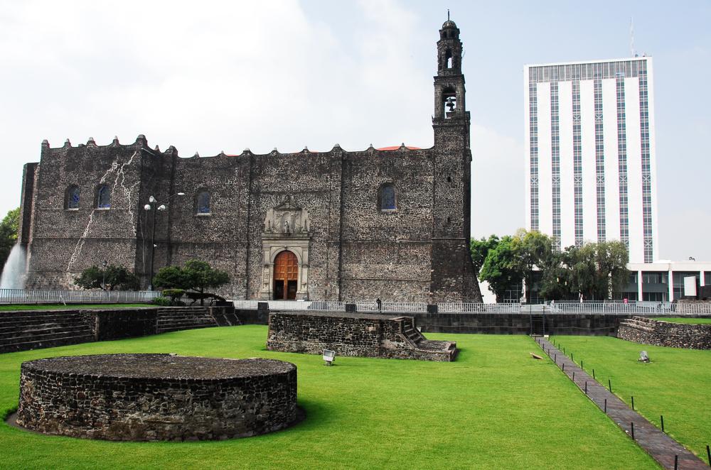Plazas históricas de la Ciudad de México