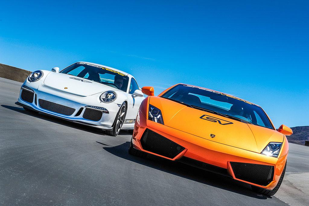 Conduce el automóvil de tus sueños con SpeedVegas