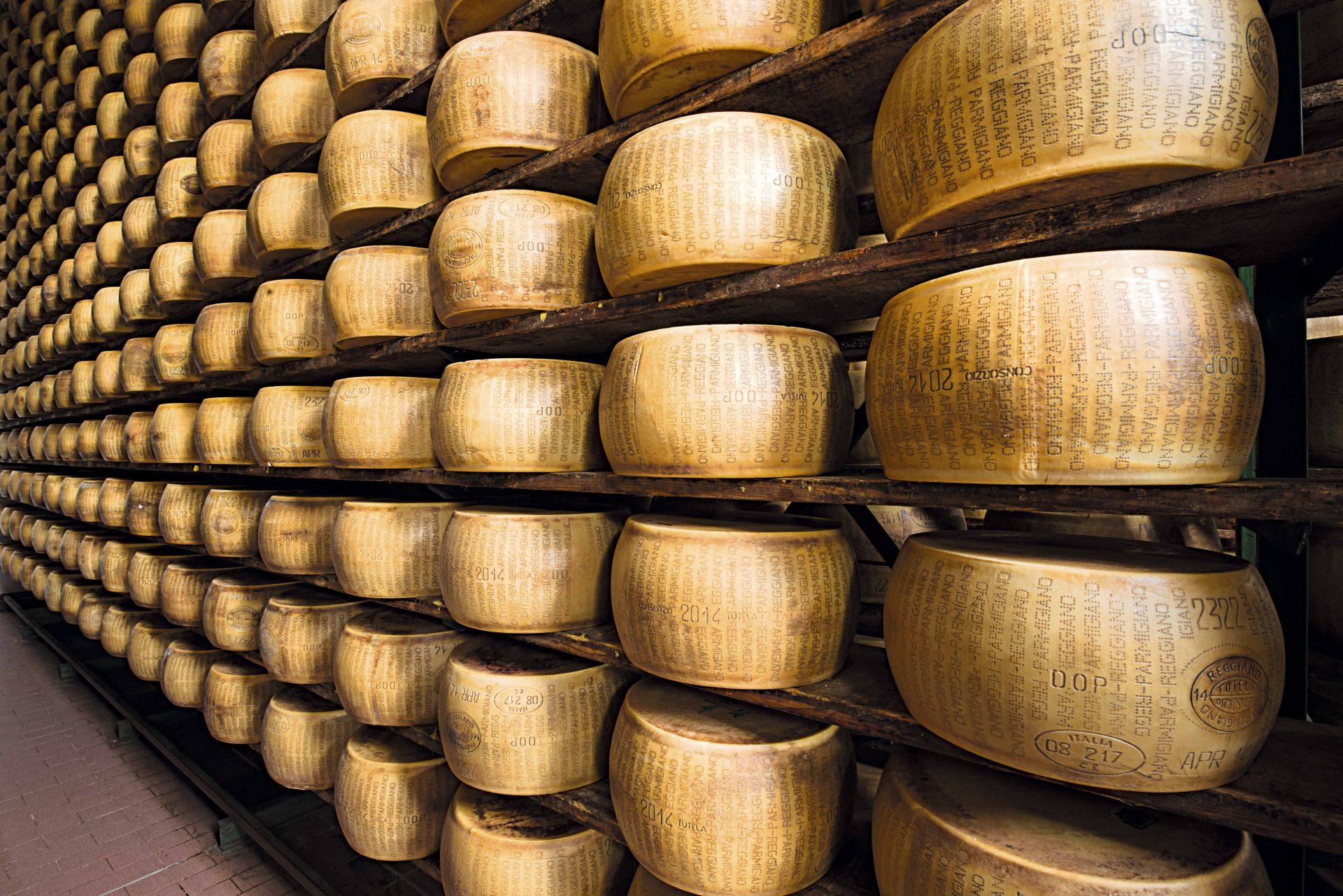 Italy - Emilia Romagna Módena, el placer de comer