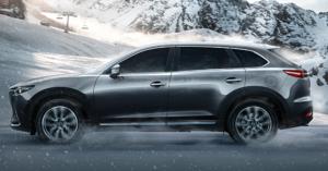 Viaja con estilo con la nueva Mazda CX-9