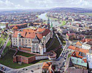 Cracovia, evolución culinaria