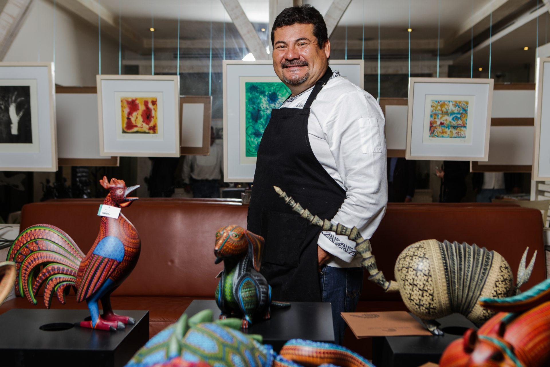 Desde Oaxaca: una noche artística