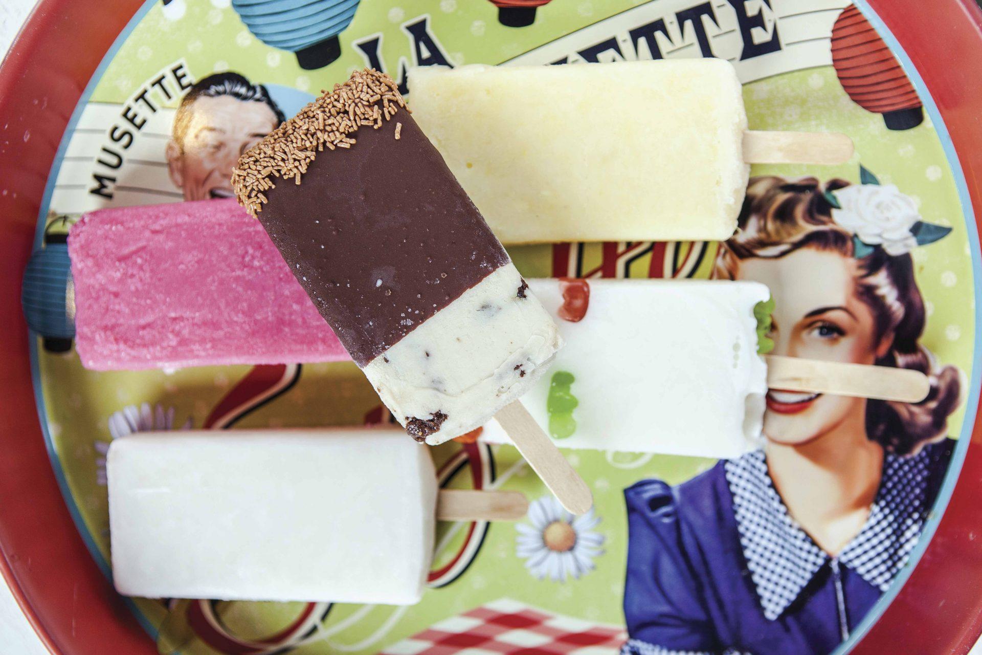 Los mejores helados para verano