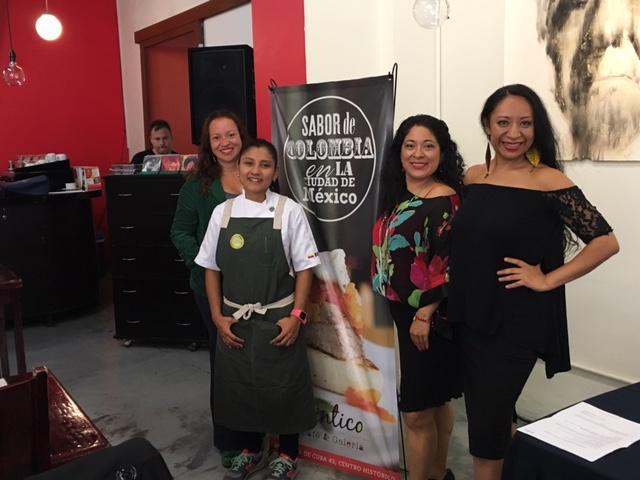Saborea la gastronomía de Colombia en México