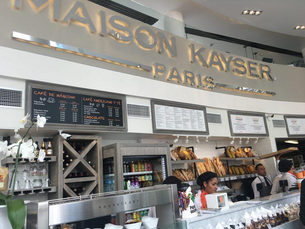 Un francés en la ciudad: Maison Kayser