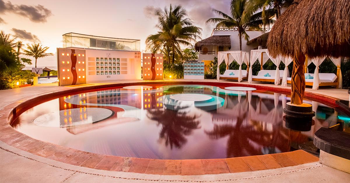 Los hoteles más hot del Caribe mexicano