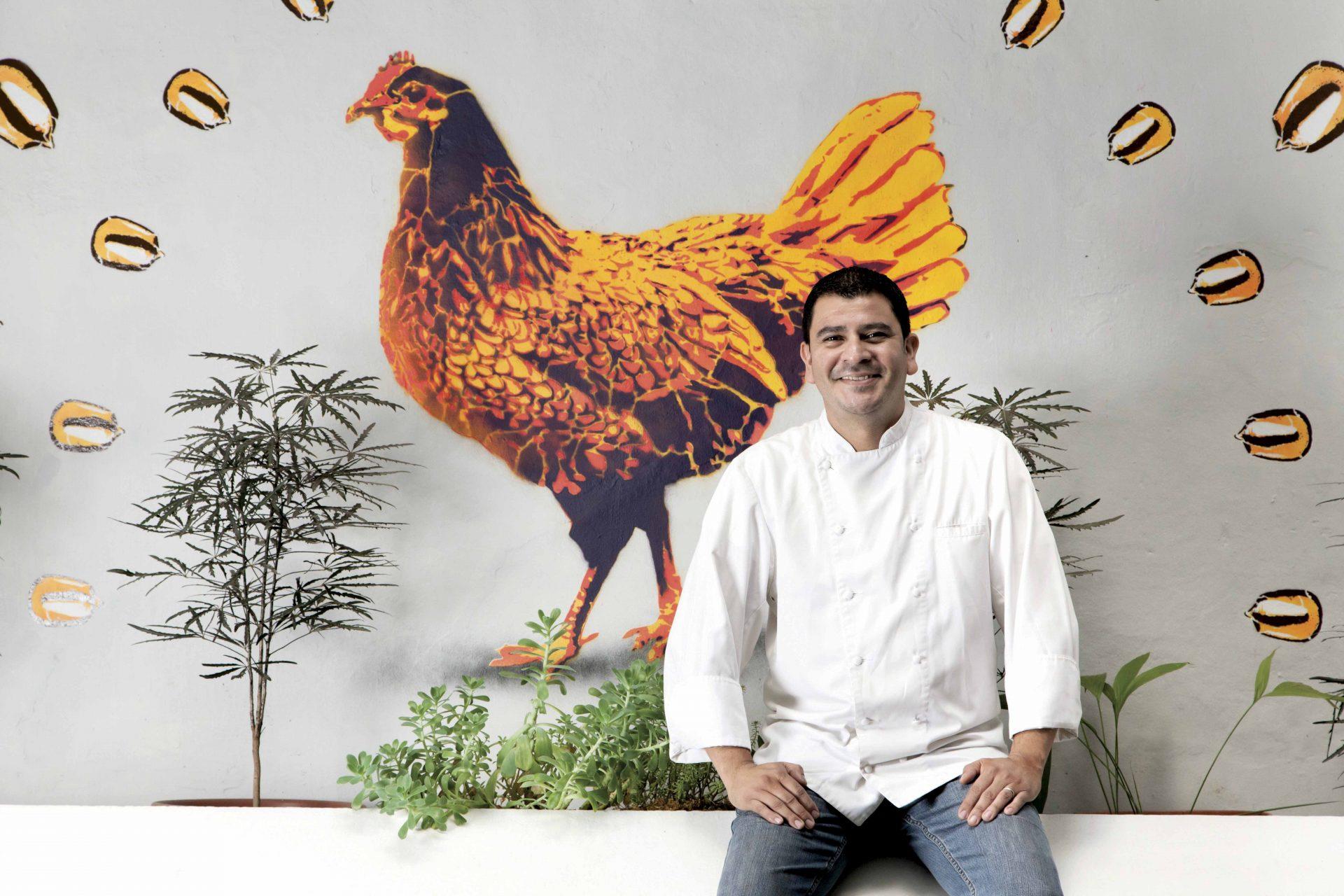 Diarios de Cocina: Rodolfo Castellanos