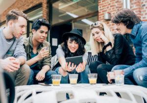 Millennials transforman los viajes de negocios