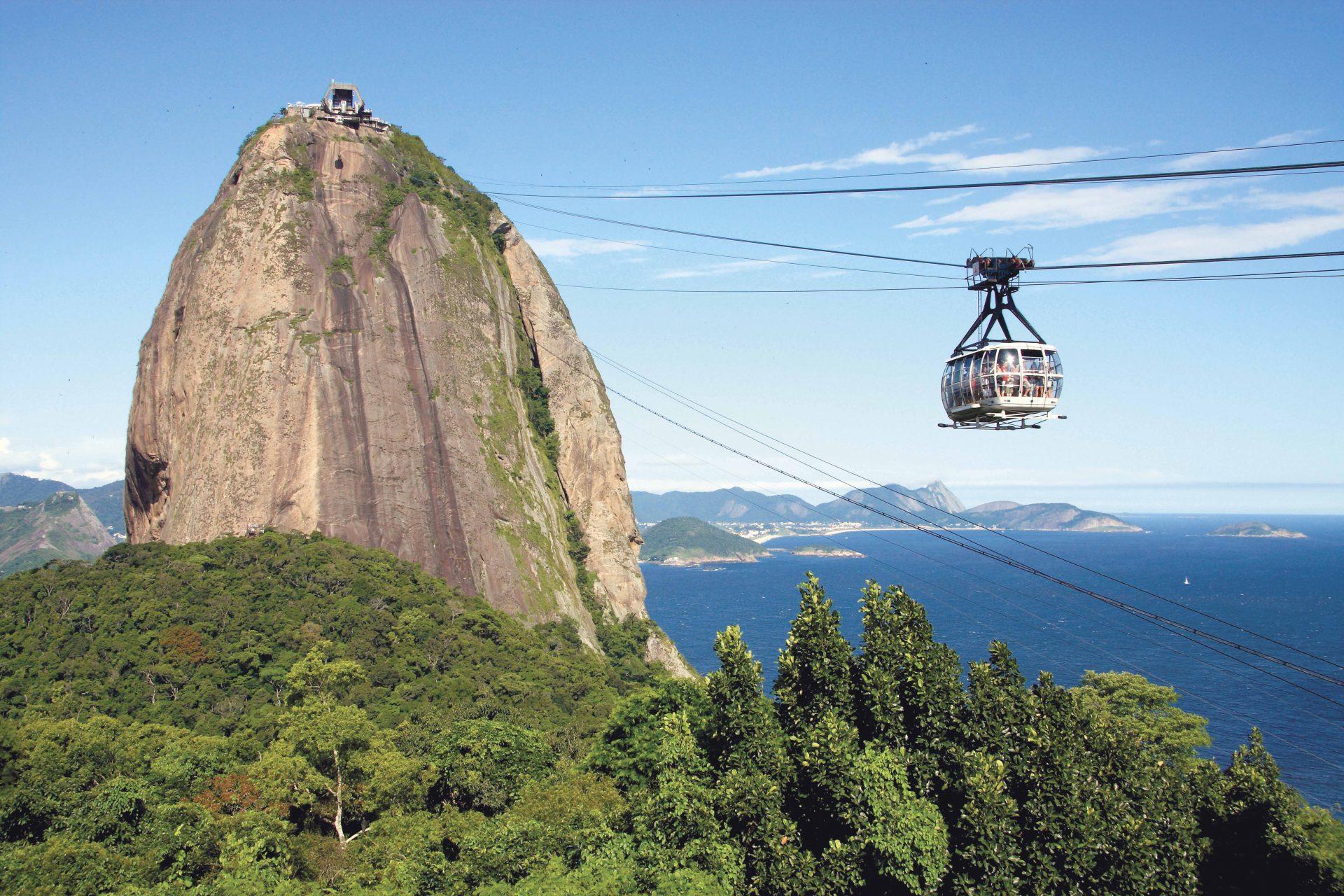 Dónde hospedarse en Brasil