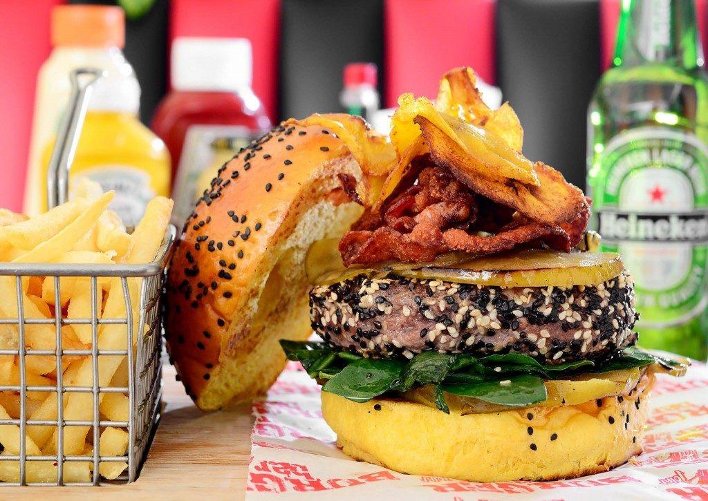 6 lugares para comer hamburguesas en la Ciudad de México