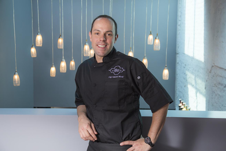 Comenzó Chef Series en J&G Grill