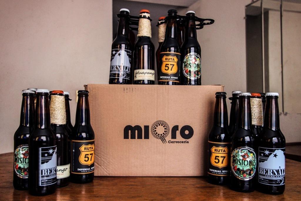 MiQro Cervecería, la esencia del Bajío