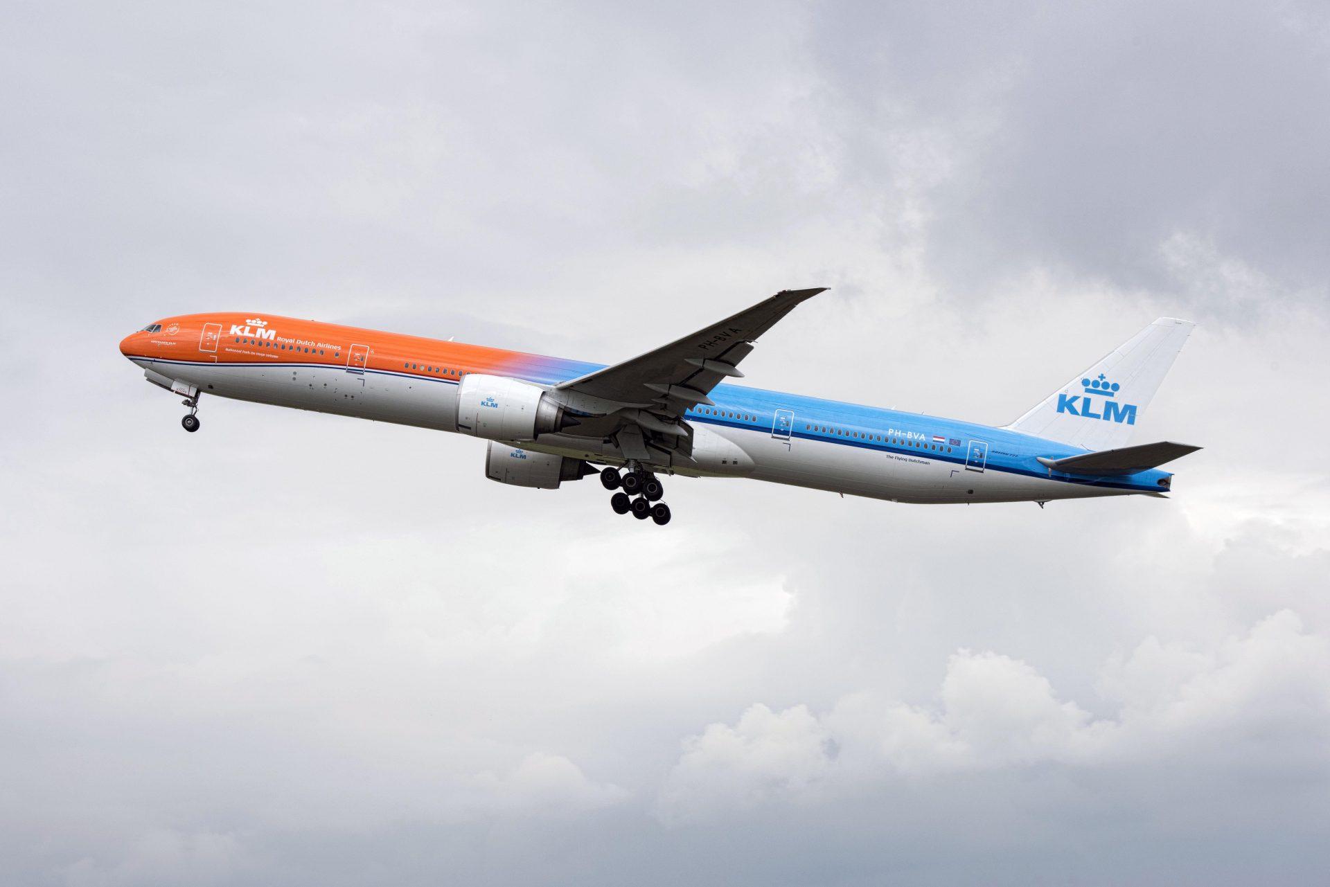 KLM surca el cielo por los Juegos Olímpicos de Río de Janeiro