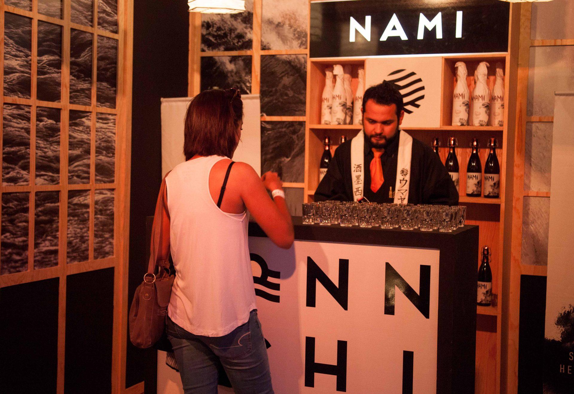 Nami, el primer sake premium 100% hecho en México