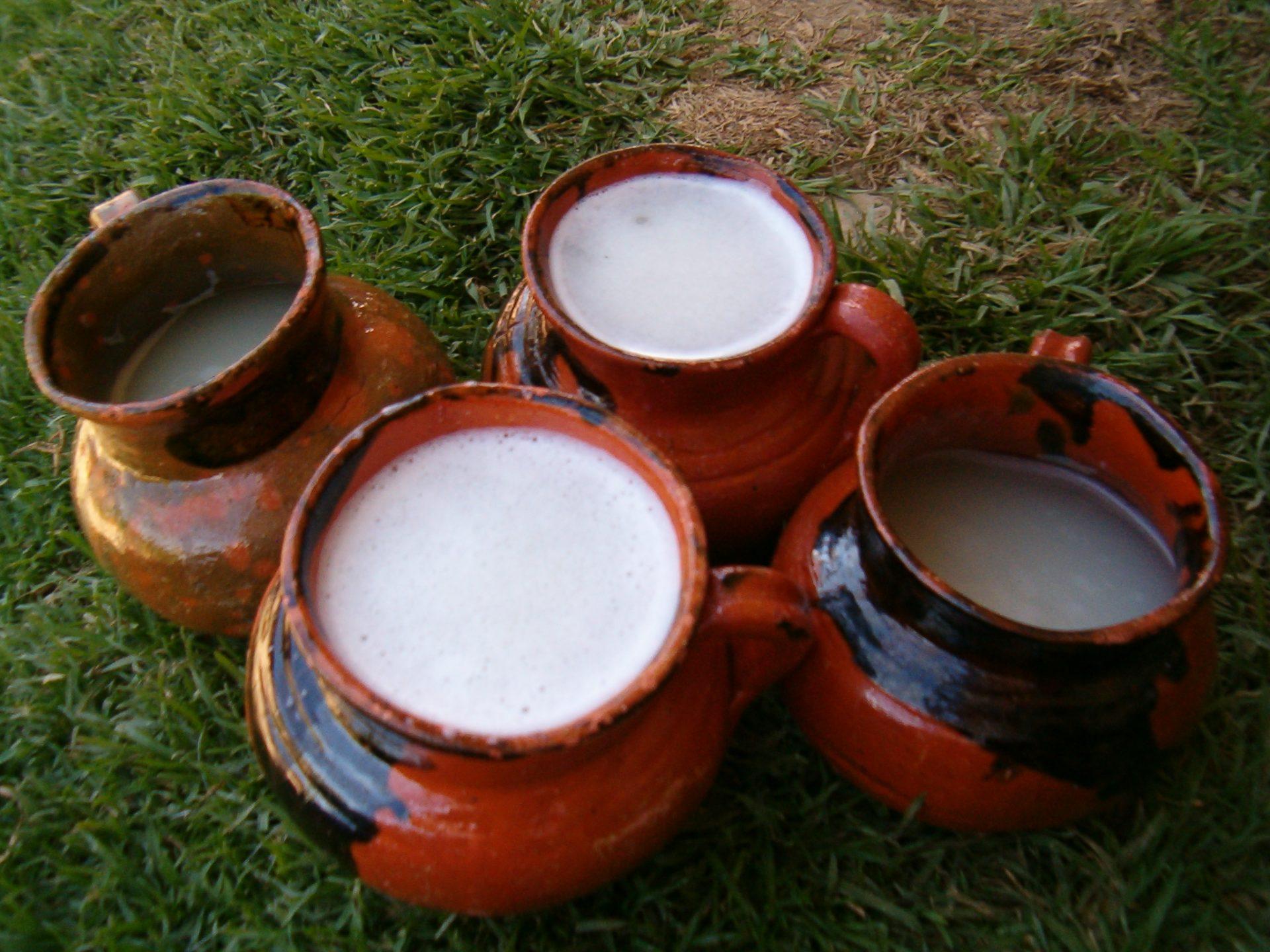 Pulque, el origen de la bebida de los dioses