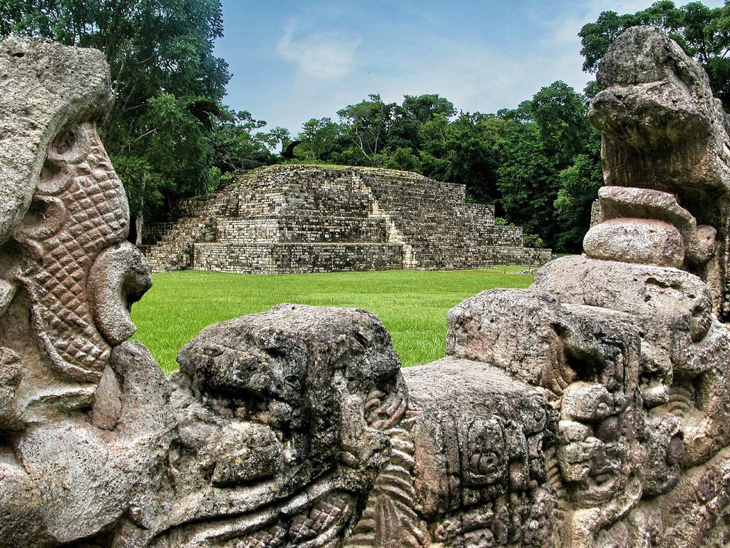 Honduras en cinco paradas