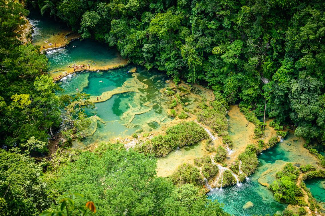 Sitios extraordinarios de Guatemala