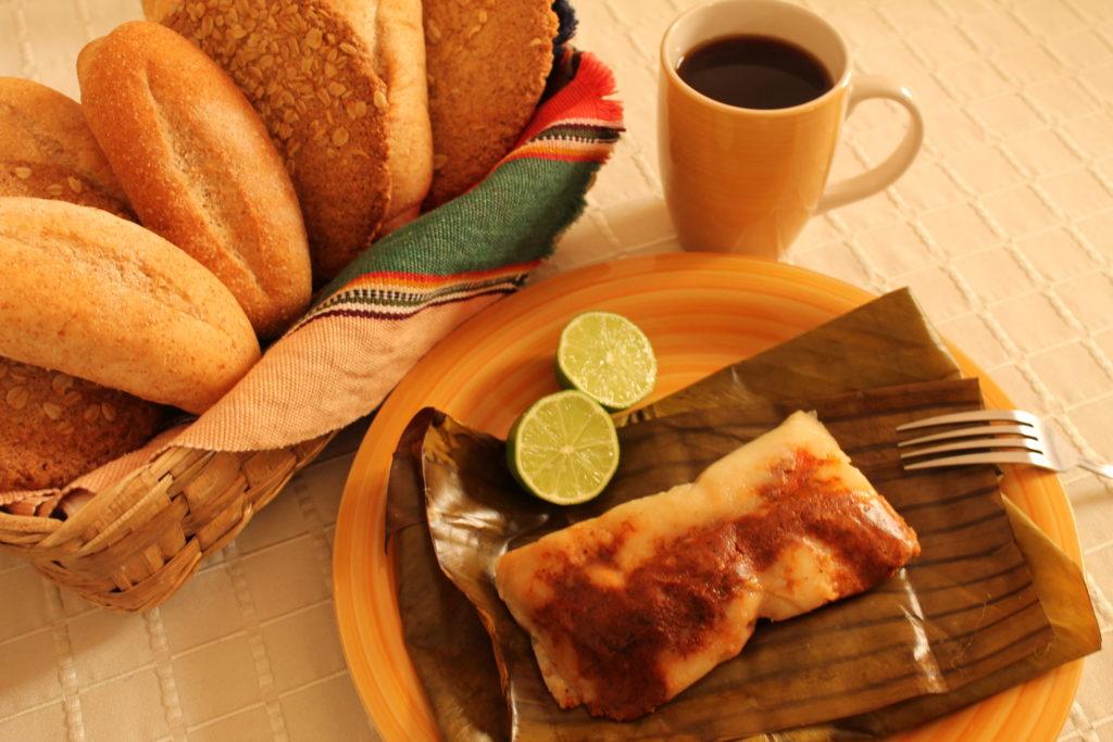 Tamal antojitos mexicanos