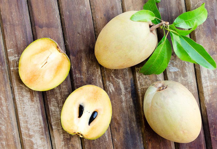 Frutos locales de Costa Rica