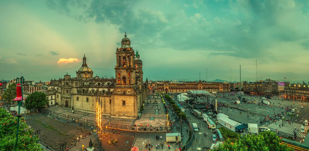 México: aumenta el turismo internacional