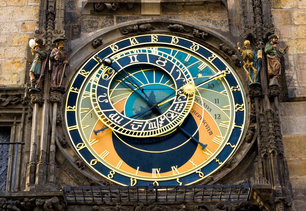 Relojes famosos en el mundo