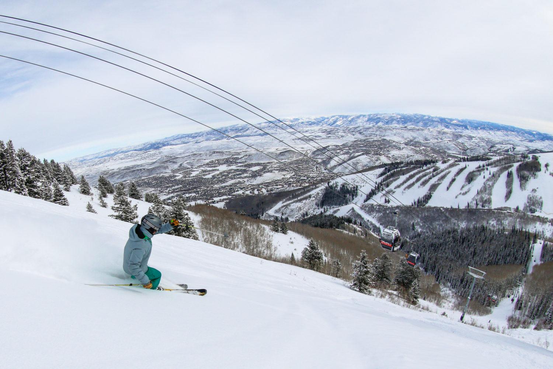 Esquí de lujo en Park City