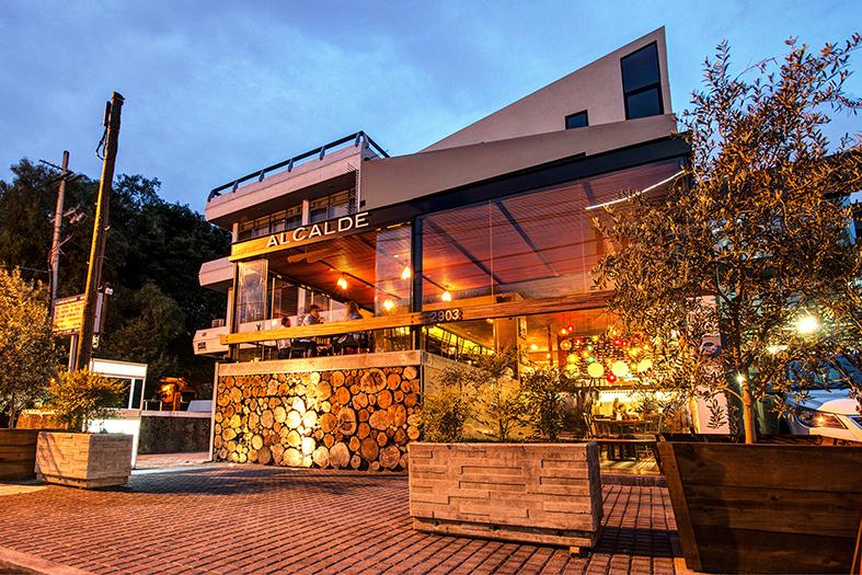 restaurante Alcalde Paco Ruano